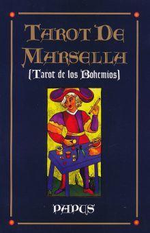 TAROT DE MARSELLA / TAROT DE LOS BOHEMIOS