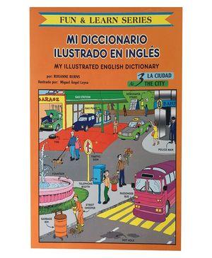 MI DICCIONARIO EN INGLES PARA COLOREAR # 3. LA CIUDAD