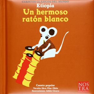 UN HERMOSO RATON BLANCO. ETIOPIA / PD.
