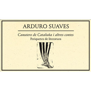 Canutero de Cataluña. Periquetes de Literatura 2004