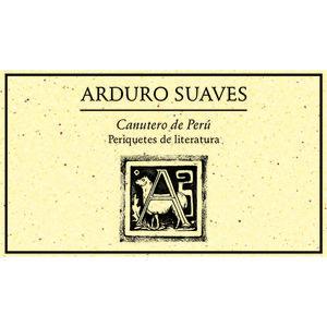 Canutero de Perú. Periquetes de literatura 2005