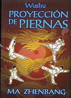 PROYECCION DE PIERNAS. WUSHU