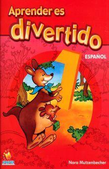 APRENDER ES DIVERTIDO ESPAÑOL 1. PRIMARIA