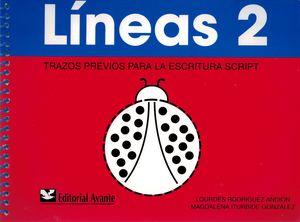 LINEAS 2. PREESCOLAR / 9 ED.