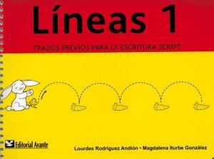LINEAS 1. PREESCOLAR / 34 ED.