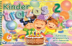 KINDER TRAZOS 2. PREESCOLAR