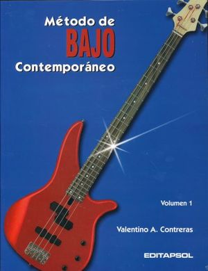 METODO DE BAJO CONTEMPORANEO VOL. I