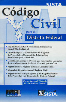 Top 10 Punto Medio Noticias | Codigo Civil Para El Distrito Federal ...