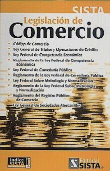 LEGISLACION DE COMERCIO