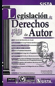 LEGISLACION DE DERECHOS DE AUTOR