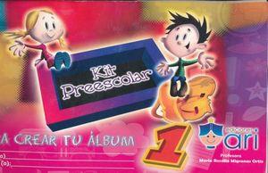ALBUM KIT 1 PREESCOLAR
