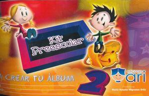 ALBUM KIT 2 PREESCOLAR