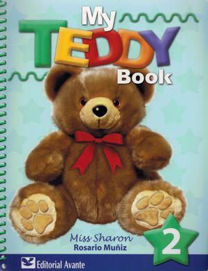 MY TEDDY BOOK 2. PREESCOLAR
