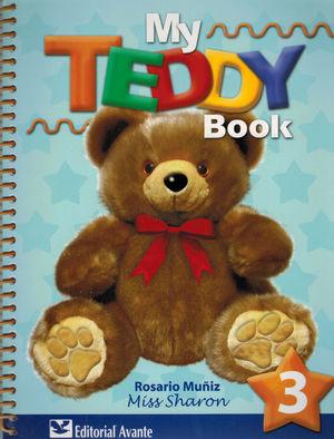 MY TEDDY BOOK 3 / 14 ED.