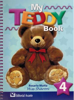 MY TEDDY BOOK 4 / 14 ED.
