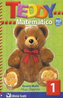 TEDDY MATEMATICO 1. PREESCOLAR / 9 ED. (INCLUYE CD)