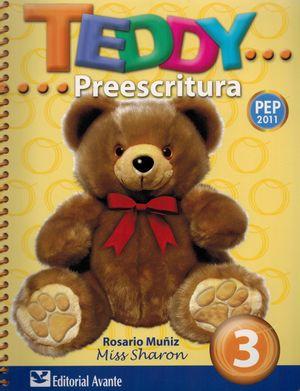 TEDDY PREESCRITURA 3. PREESCOLAR / 10 ED.