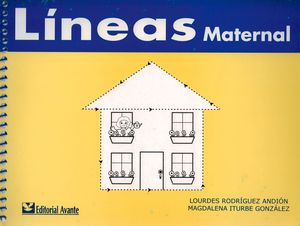 LINEAS MATERNAL. PREESCOLAR / 4 ED.