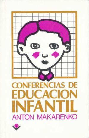 CONFERENCIAS DE EDUCACION INFANTIL