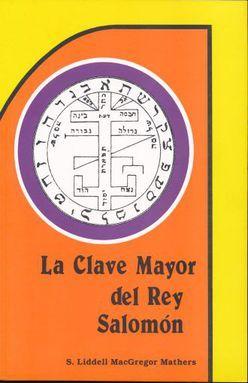 CLAVE MAYOR DEL REY SALOMON, LA