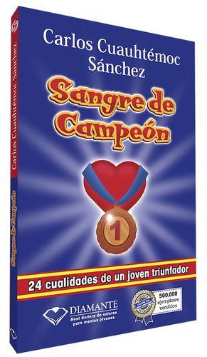 SANGRE DE CAMPEON