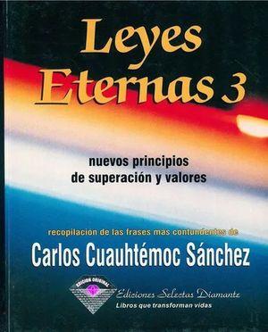 LEYES ETERNAS / VOL 3 / PD.