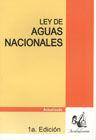 LEY DE AGUAS NACIONALES