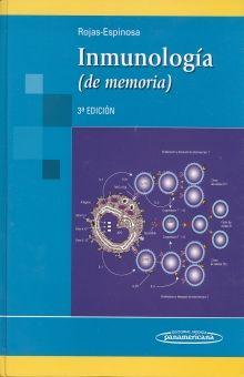 INMUNOLOGIA DE MEMORIA / PD.