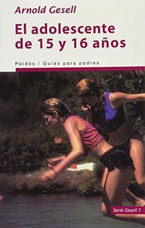 ADOLESCENTE DE 15 Y 16 AÑOS, EL