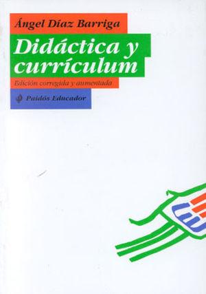 DIDACTICA Y CURRICULUM
