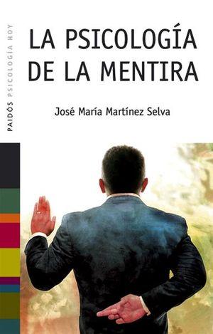 PSICOLOGIA DE LA MENTIRA, LA