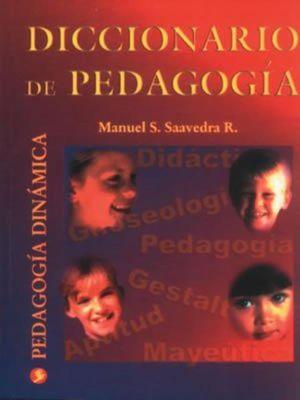 DICCIONARIO DE PEDAGOGIA