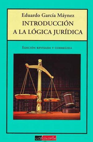 INTRODUCCION A LA LOGICA JURIDICA