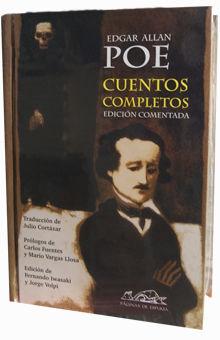 CUENTOS COMPLETOS / EDGAR ALLAN POE / EDICION COMENTADA / PD.