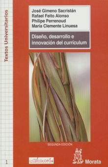 DISEÑO DESARROLLO E INNOVACION DEL CURRICULUM / 2 ED.