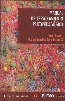 MANUAL DE ASESORAMIENTO PSICOPEDAGOGICO