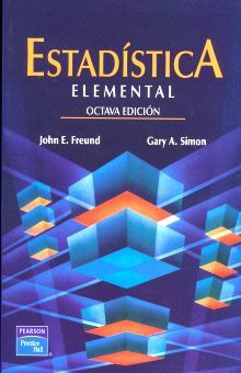 ESTADISTICA ELEMENTAL / 8 ED.