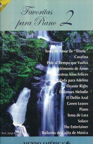 FAVORITAS PARA PIANO 2