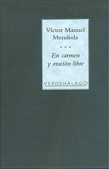 EN CARMEN Y ORACION LIBRE / PD.