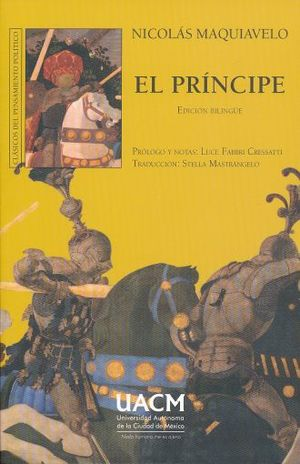 PRINCIPE, EL (EDICION BILINGUE)
