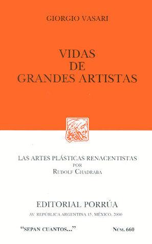 # 660. VIDAS DE GRANDES ARTISTAS