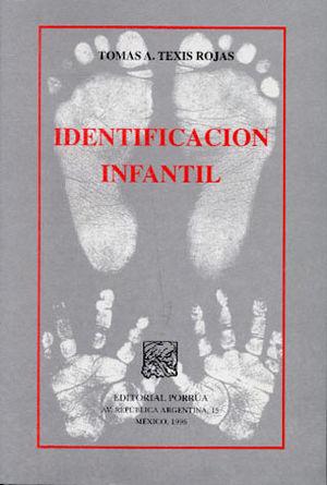 IDENTIFICACION INFANTIL
