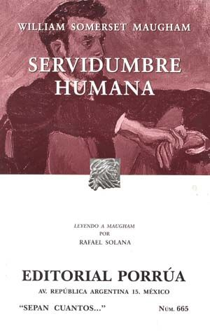 # 665. SERVIDUMBRE HUMANA