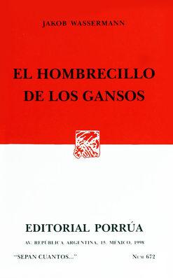 # 672. EL HOMBRECILLO DE LOS GANSOS