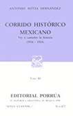 # 677. CORRIDO HISTORICO MEXICANO 3. 1916-1924