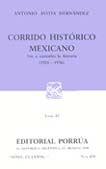 # 678. CORRIDO HISTORICO MEXICANO 4. 1924-1936