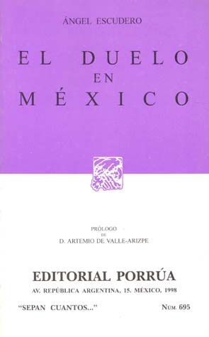 # 695. EL DUELO EN MEXICO