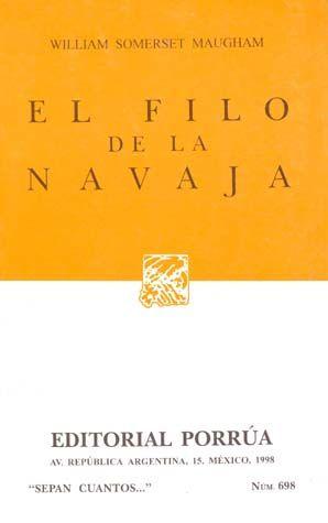 # 698. EL FILO DE LA NAVAJA