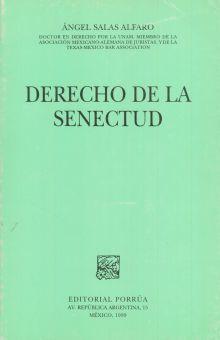 DERECHO DE LA SENECTUD