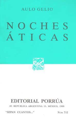 # 712. NOCHES ATICAS